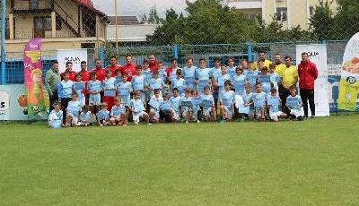 Celta Vigo Training Camp by Celta Brașov!